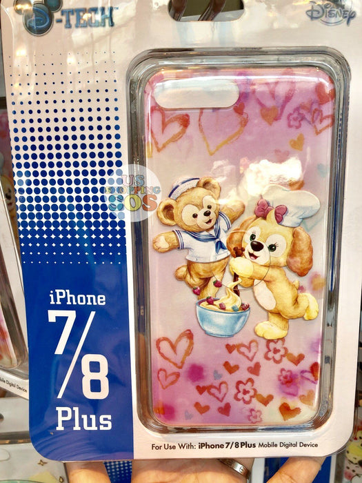 HKDL - Iphone Case (Cookie & Duffy)