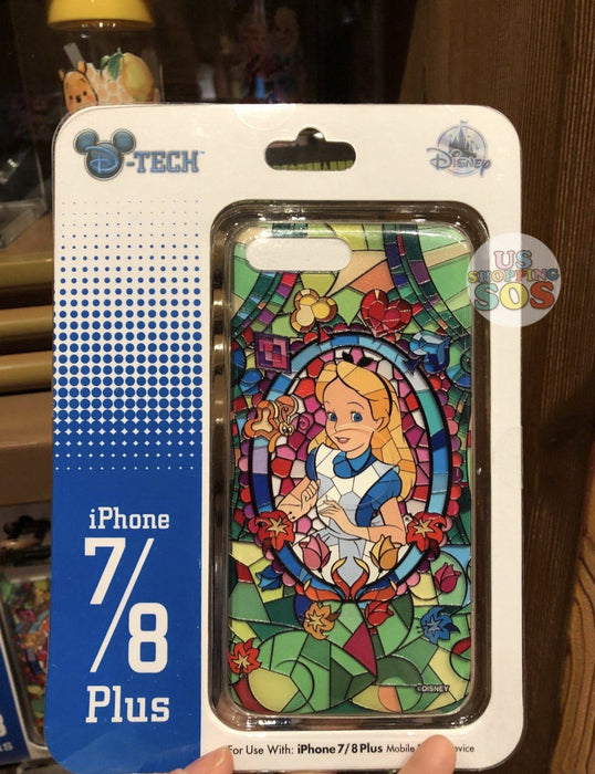 HKDL - iPhone Case Stained Glass Collection - Alice