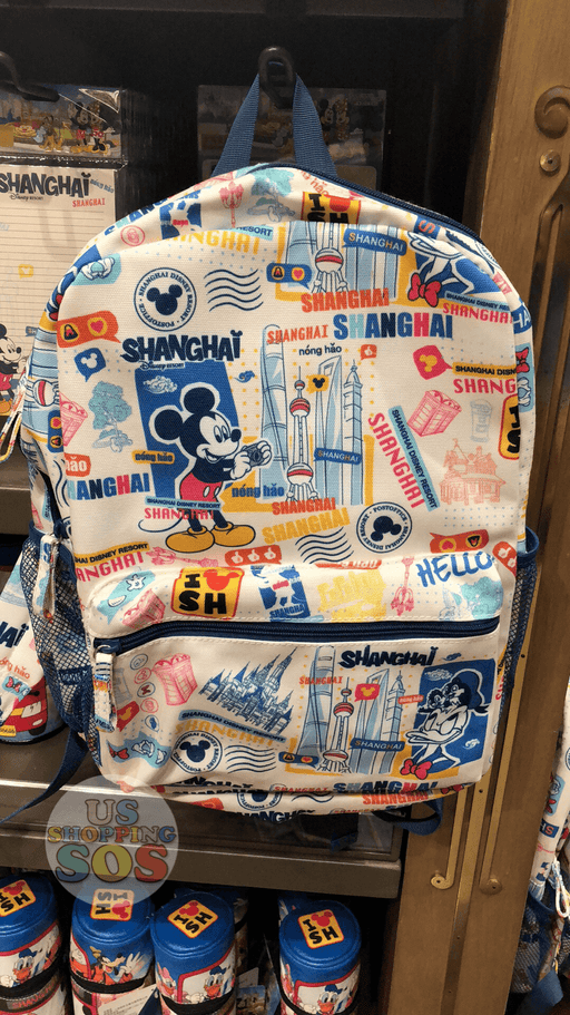 SHDL - I Mickey SH Collection - All-Printed Backpack