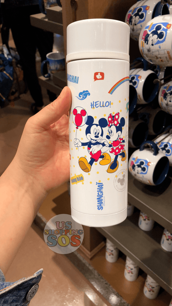 SHDL - I Mickey SH Collection - All-Printed Drink Bottle