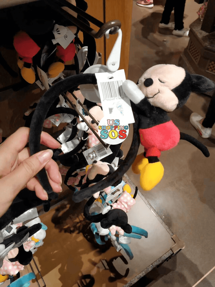 SHDL - Sleepy Ear Headband - Mickey Mouse