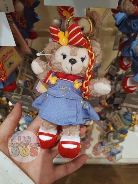 SHDL - Duffy & Friends Jeans Style Collection - Plush Keychain x Shelliemay