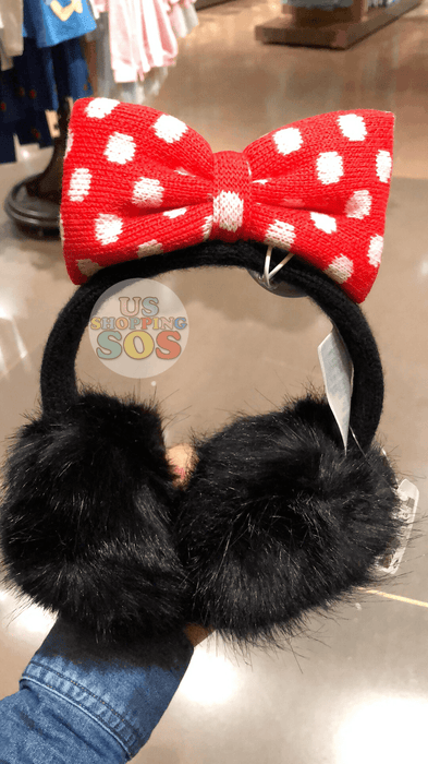 SHDL - Ears Warmer x Minnie Mouse