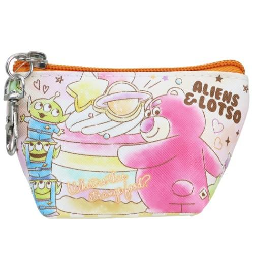 Japan Exclusive - Colorful Dream Collection - Mini Pouch x Aliens & Lotso