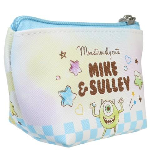 Japan Exclusive - Colorful Dream Collection - Mini Pouch x Mike & Sulley