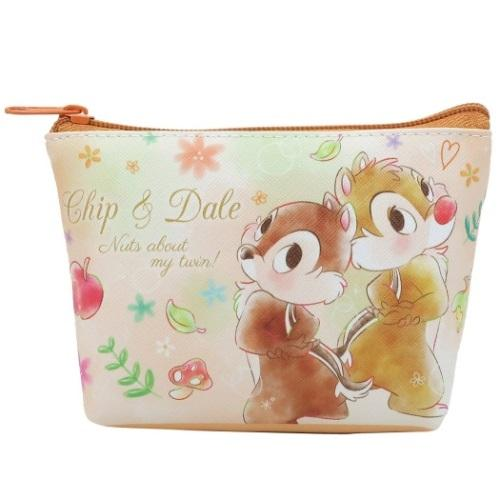 JP x RT  - Cosmetic Pouch x Chip & Dale