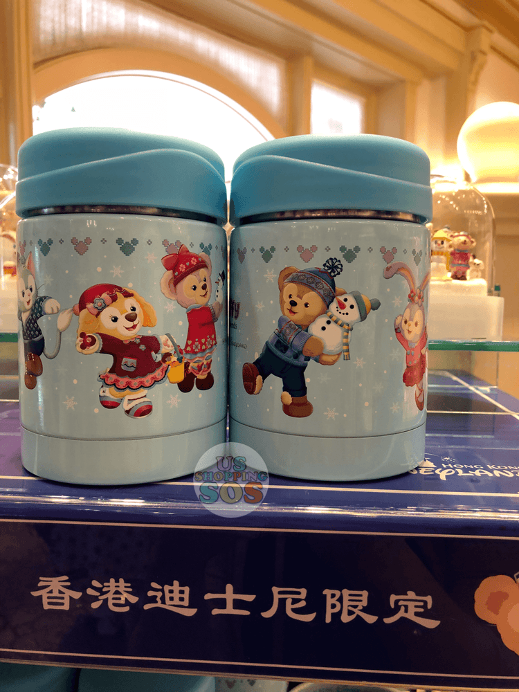 HKDL - 2018 Winter Collection - Duffy and Friends Liquid Bottle