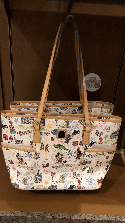 SHDL - Dooney and Bourke x All- Printed Collection - Tote Bag