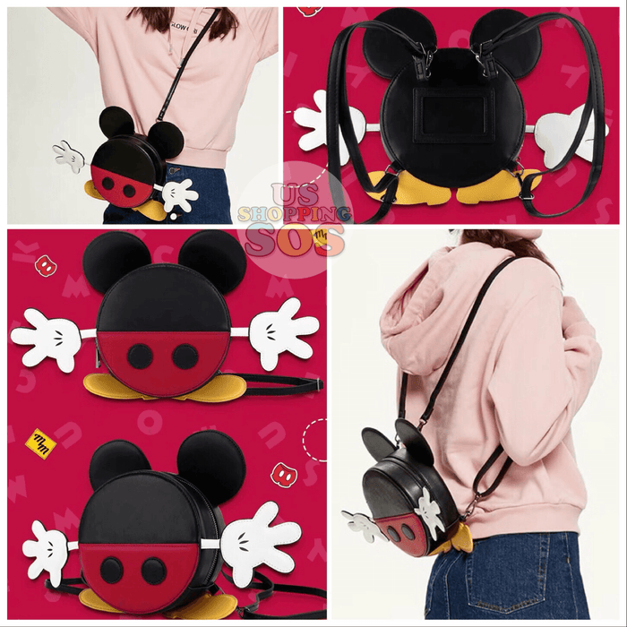 SHDS Mickey Mouse 2 Ways Bag