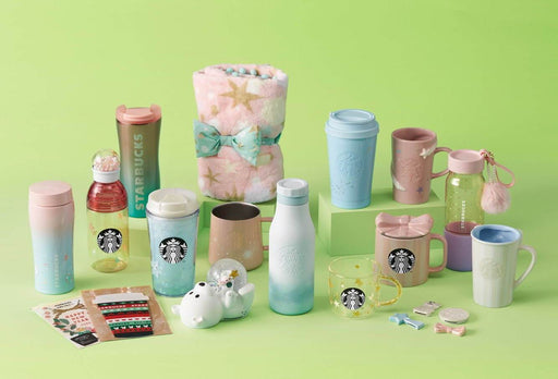 Starbucks Japan - Christmas 2020 2nd Series