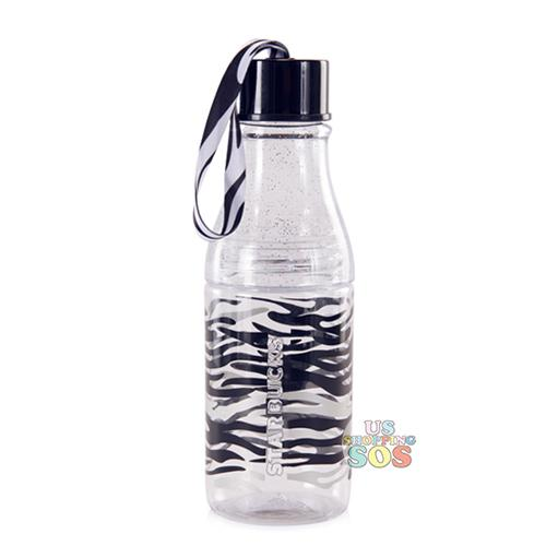 Starbucks China - Wild Black & White - Zebra Water Bottle 500ml