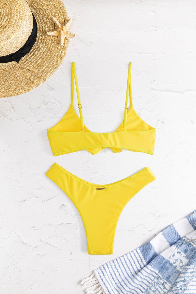 Esme Top - Lemon Drop