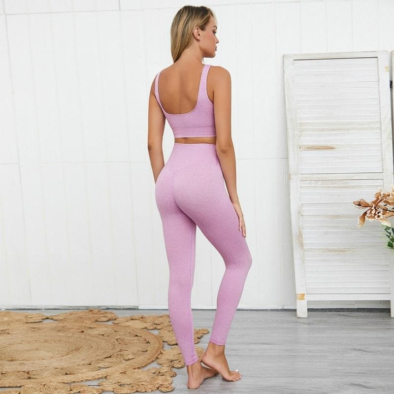 Elena Leggings + Top Set