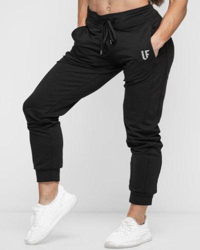 Ladies Joggers - Black