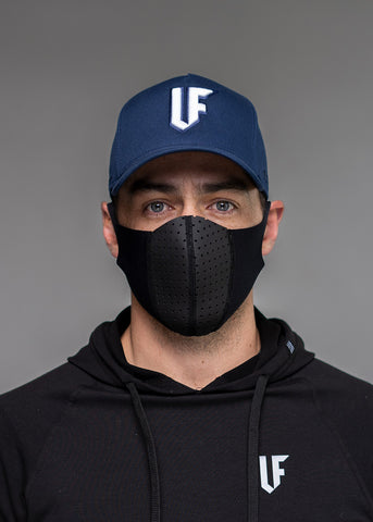 Black Sports Masks