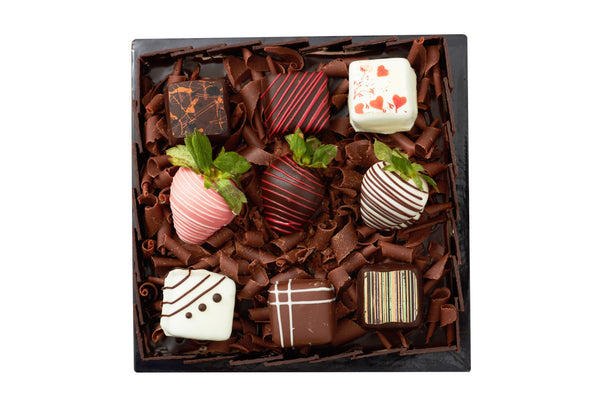 French Chocolate Box