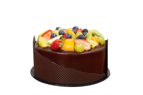 Fruity Chocolate Heaven