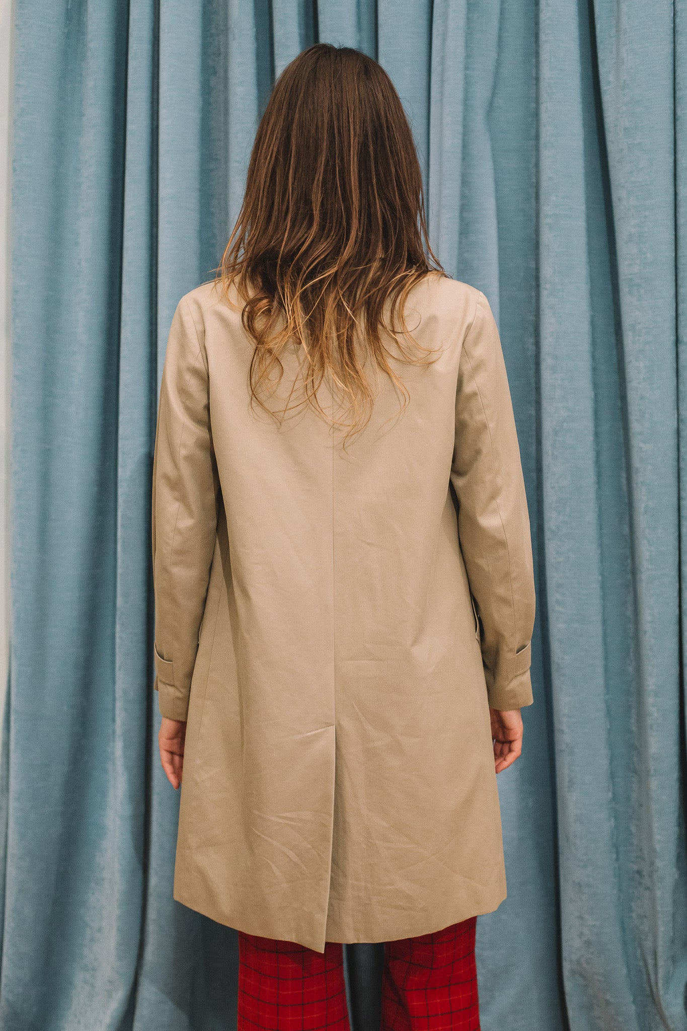 Scandlan trench coat