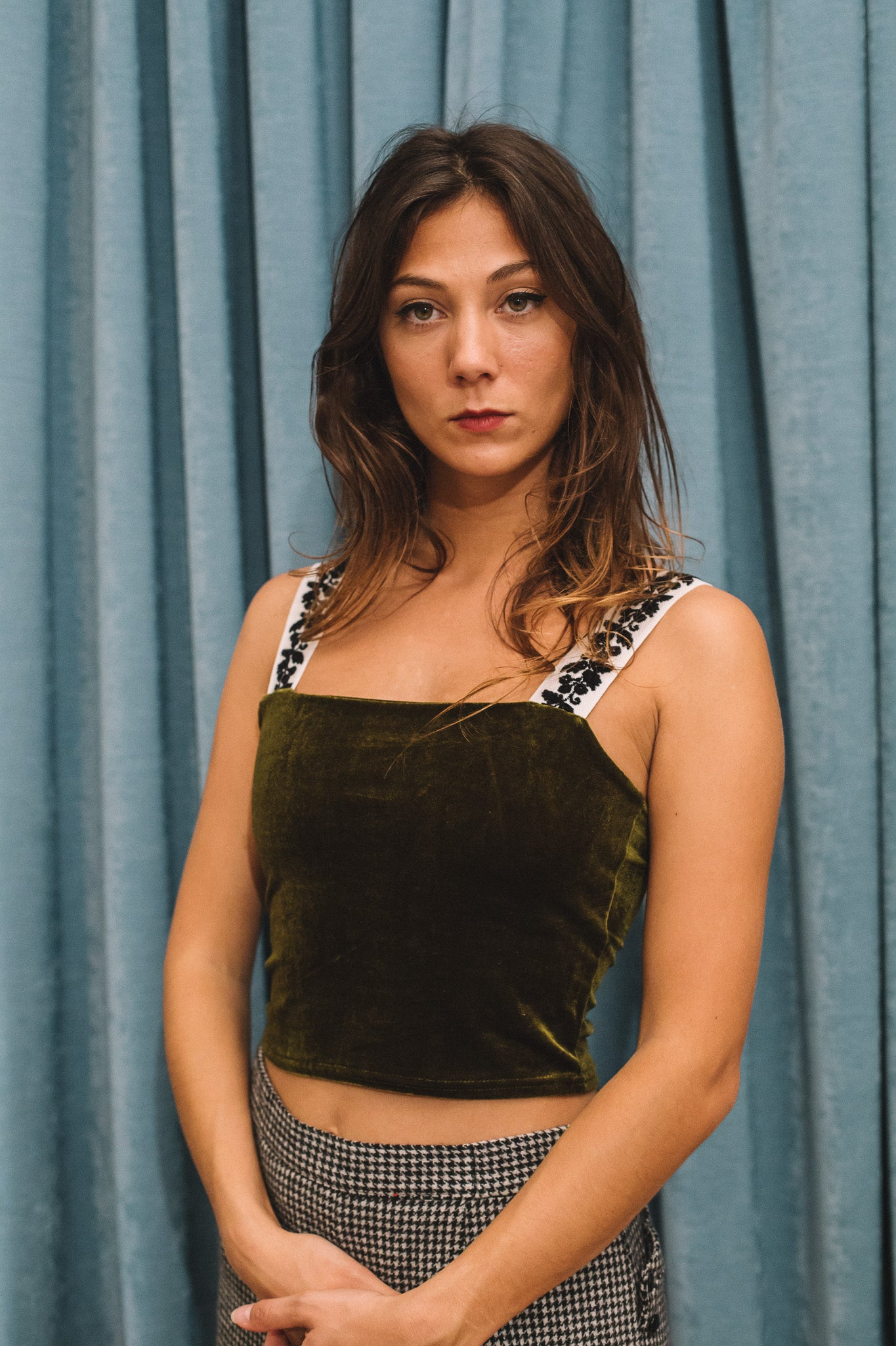 Larisa crop top