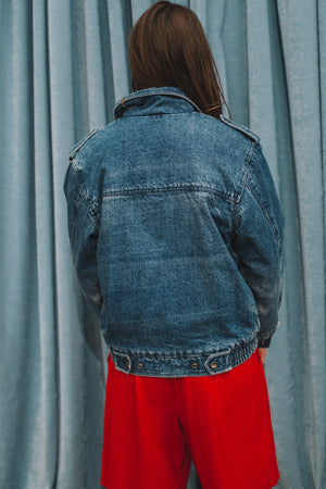 Kyah denim jacket