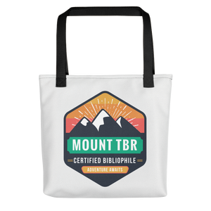 Mount TBR Tote Bag