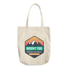 Mount TBR Cotton Tote Bag