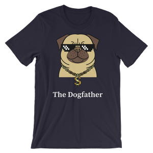 Dog Lover - The Dogfather Unisex Tshirt