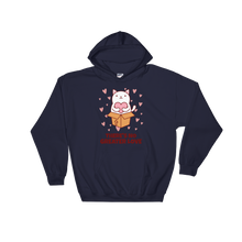 Cat Lover - There's No Greater Love Hoodie