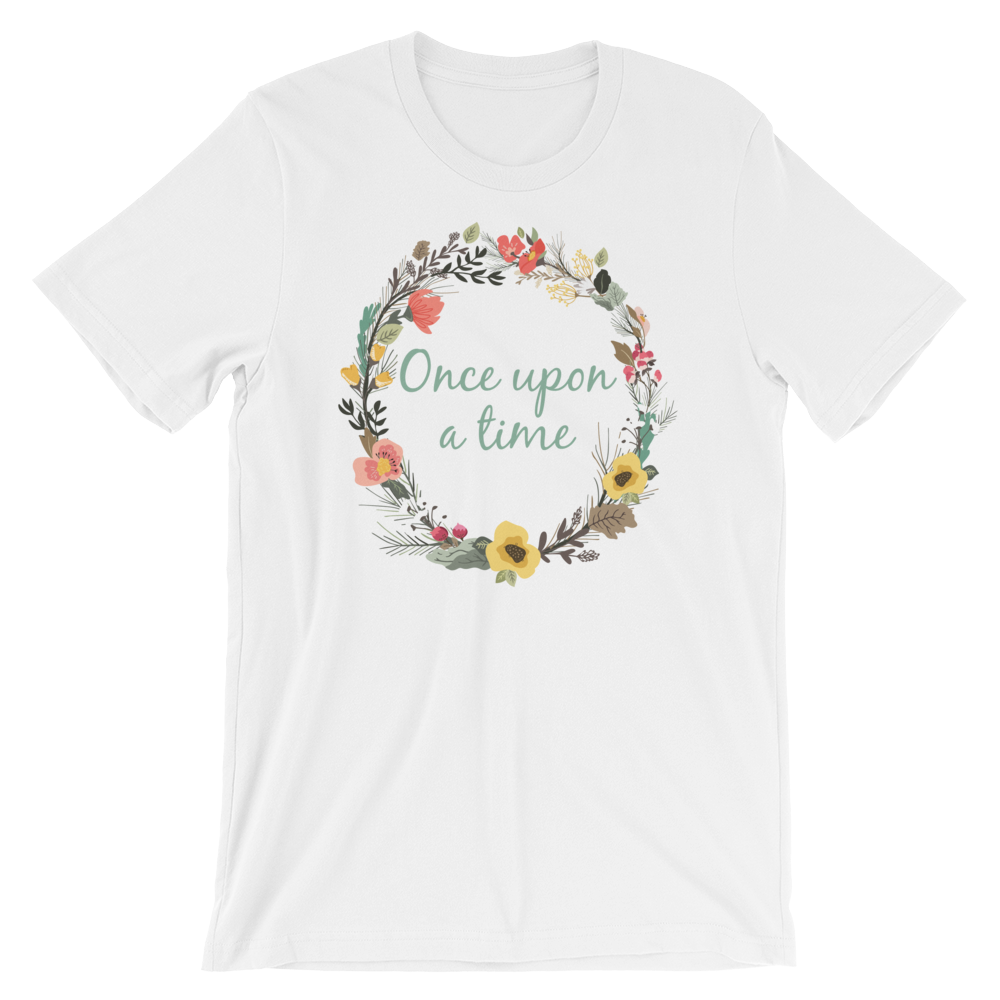 Once Upon A Time Unisex Tshirt