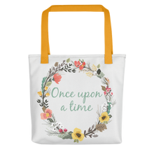 Once Upon A Time + Happily Ever After Tote Bag