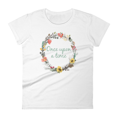 Once Upon A Time Women's Tshirt