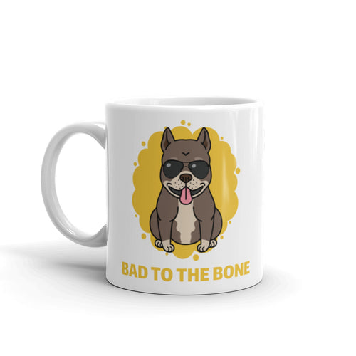 Dog Lover - Bad To The Bone Mug