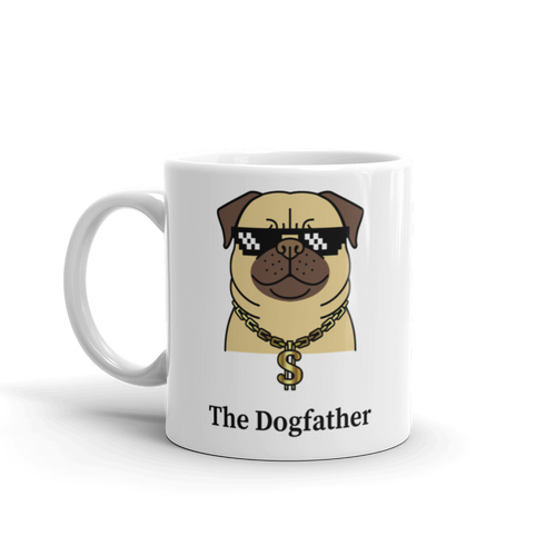 Dog Lover - The Dogfather Mug