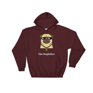 Dog Lover - The Dogfather Hoodie