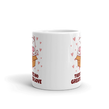 Cat Lover - There's No Greater Love Mug