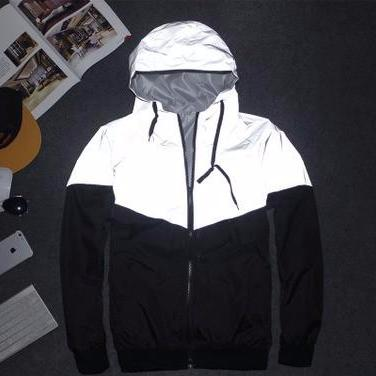 Reflective Windbreaker - ShopThreeFifty