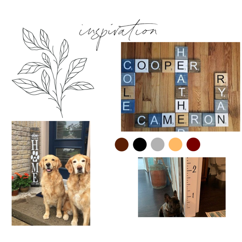 DIY Porch Signs, Pinterest Hacks, scrabble tiles canada, growth chart kits Canada