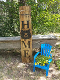 Bear Porch Wooden Porch Sign. Made in Edmonton, AB