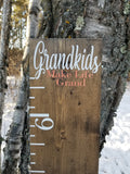 Grandkids Make Life Grand Growth Chart