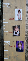 Grade School Height Marking Arrows - Little Prairie Craft Co.