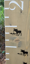 Moose Height Marking Arrows - Little Prairie Craft Co.