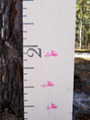 Fawn Height Marking Arrows - Little Prairie Craft Co.