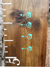 Dolphin Height Marking Arrows - Little Prairie Craft Co.