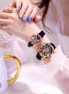 Instagram Web Celeb Stylish Trend Be In Good Luck Lady Watch