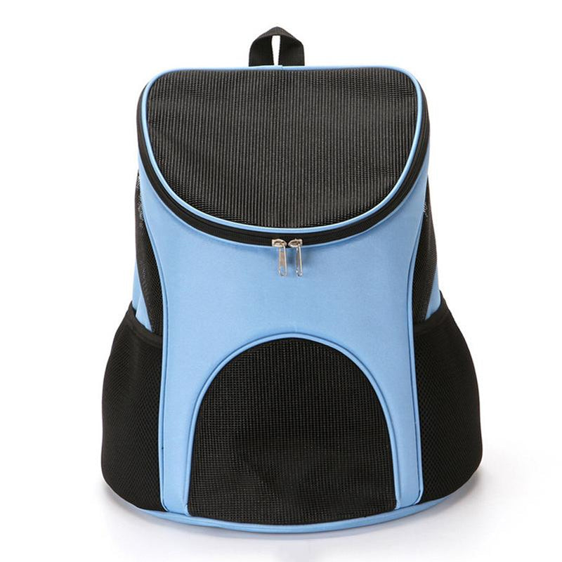 Pet Backpack Carrier Travel Bag with Mesh for Small Dogs Cats Puppies