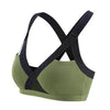 Women's Curvy Strappy Sports Bra