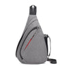 Men One Shoulder Backpack Women Sling Bag Boys Cycling Sports Travel Fashion Bag