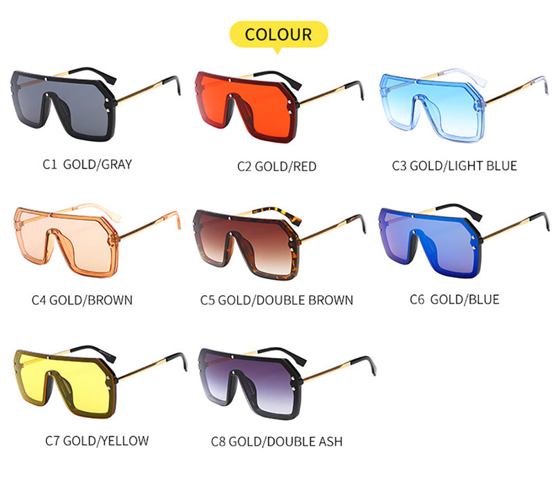 Ins Fabulous Stylish Sunglasses