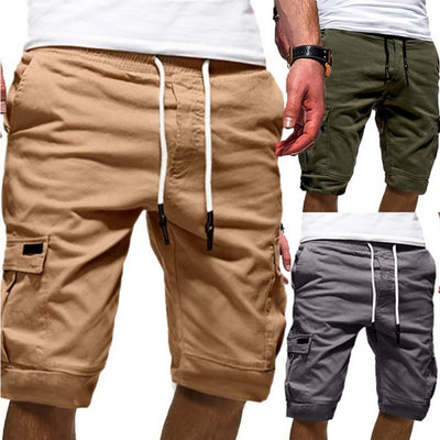 Men's Fashion Big Pocket Loose Shorts-Buy 1 Get 1 with 10% OFF