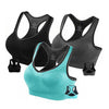Women Sports Bras High Impact Gym Fitness Yoga Bra